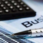 Taschenrechner zur Kalkulation von Planzahlen für Businessplan